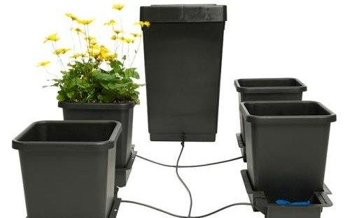 AutoPot 4pot System Gravity Fed - Hydroponic Grow Kit Review